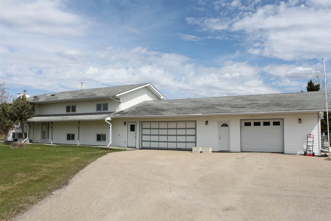 Main Photo: 56027 Rge Rd 14: Rural Lac Ste. Anne County House for sale : MLS®# E4137925