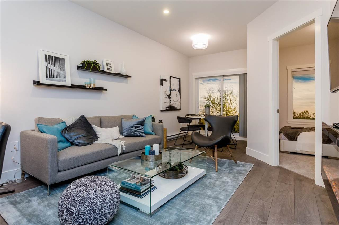 "Main Photo: 113 22315 122 Avenue in Maple Ridge: West Central Condo for sale in ""THE EMERSON"" : MLS®# R2330074"