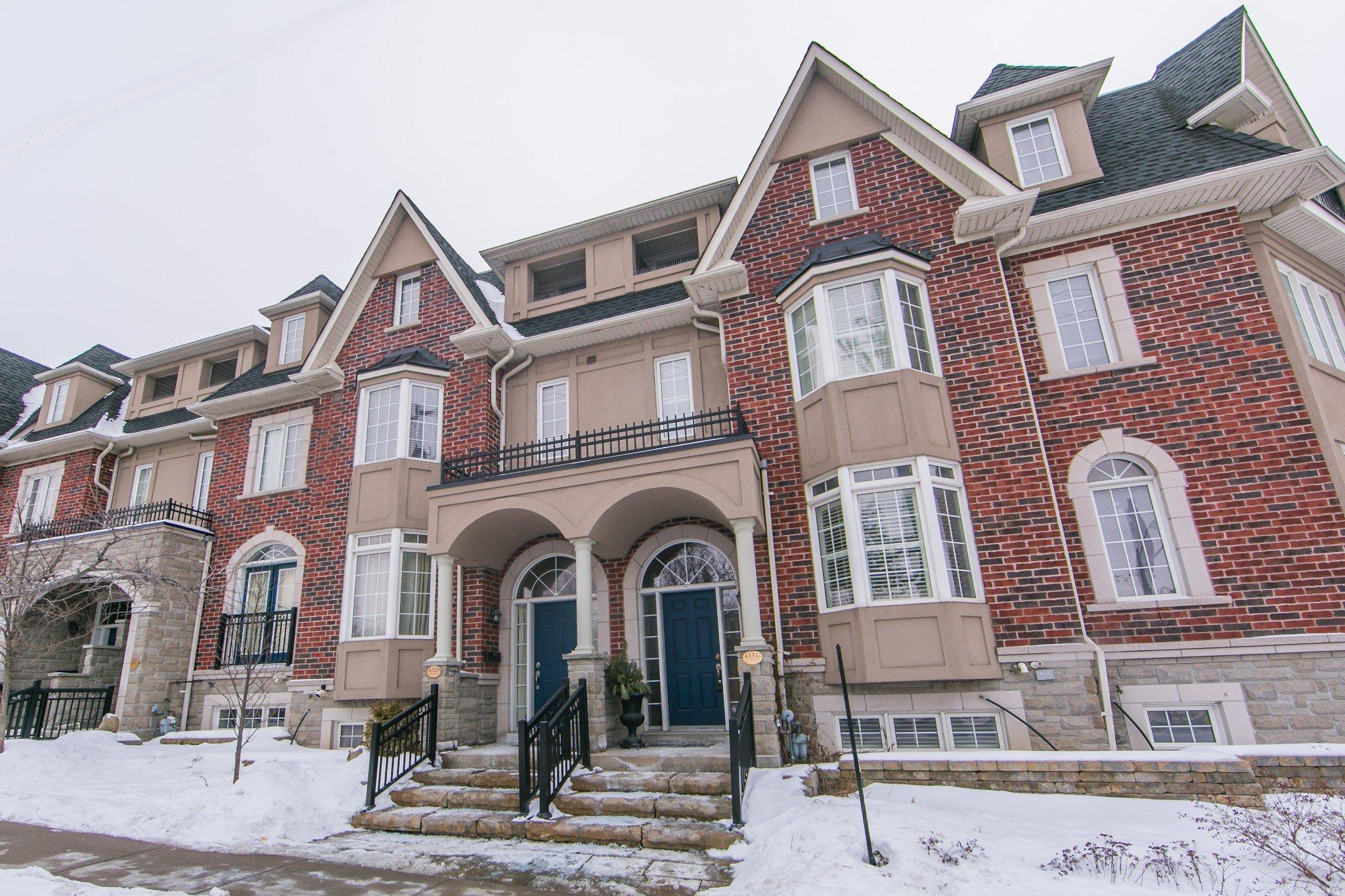 Main Photo: 4331A W Bloor Street in Toronto: Markland Wood Condo for sale (Toronto W08)  : MLS®# W4364411