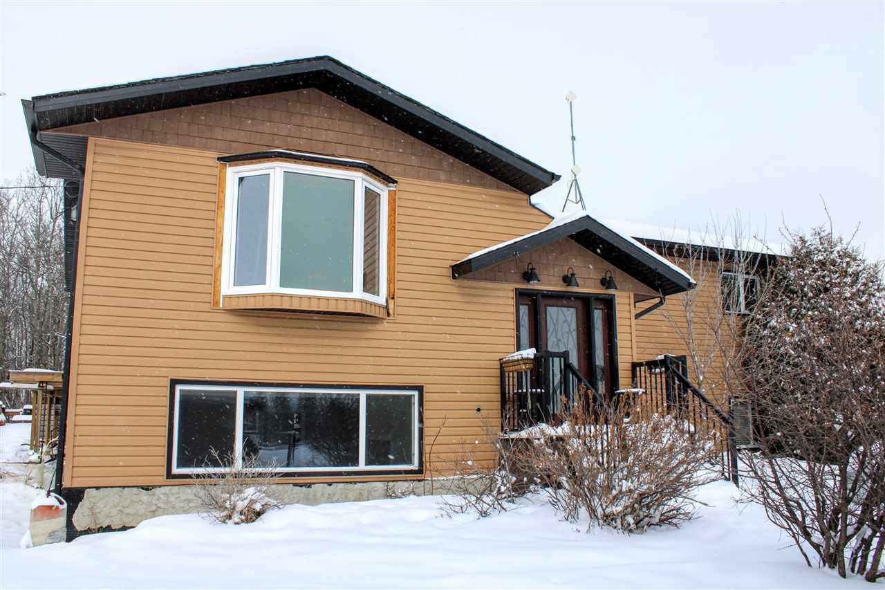 Main Photo: 52505 RGE RD 22: Rural Parkland County House for sale : MLS®# E4146833