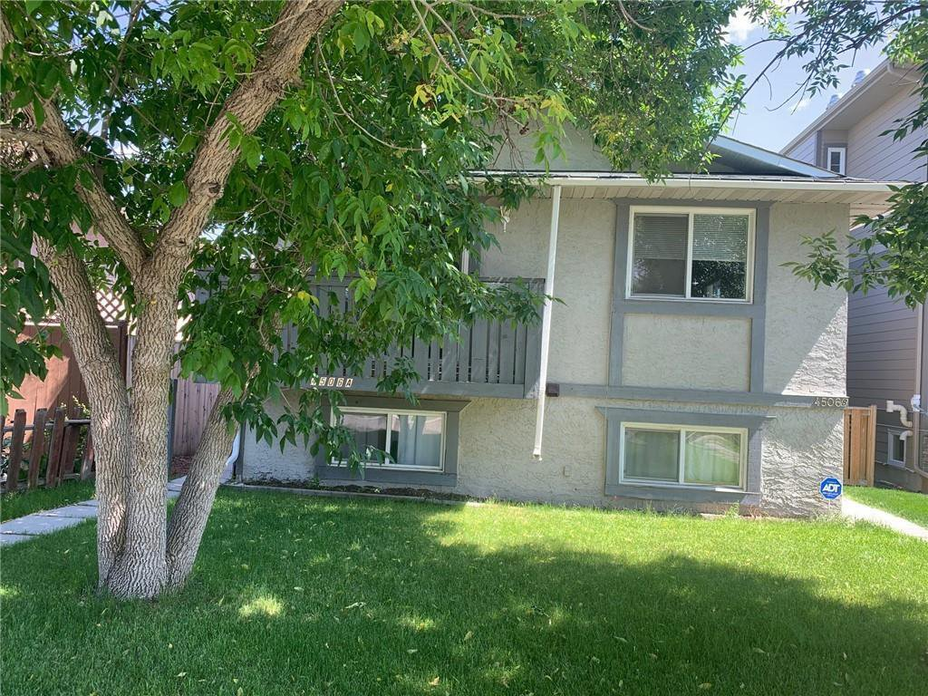 Main Photo: 4506 A & B 70 Street NW in Calgary: Bowness Duplex for sale : MLS®# C4233089