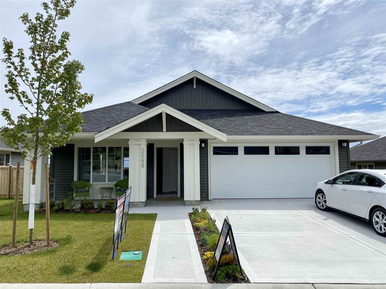 """Main Photo: 5668 PARTRIDGE Way in Sechelt: Sechelt District House for sale in """"TYLER HEIGHTS"""" (Sunshine Coast)  : MLS®# R2370114"""