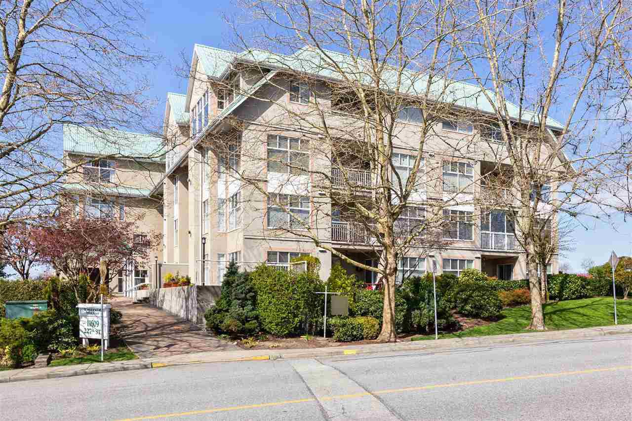 Welcome to Emerald Manor! An Adult-oriented building located on the southern slopes of downtown Maple Ridge.