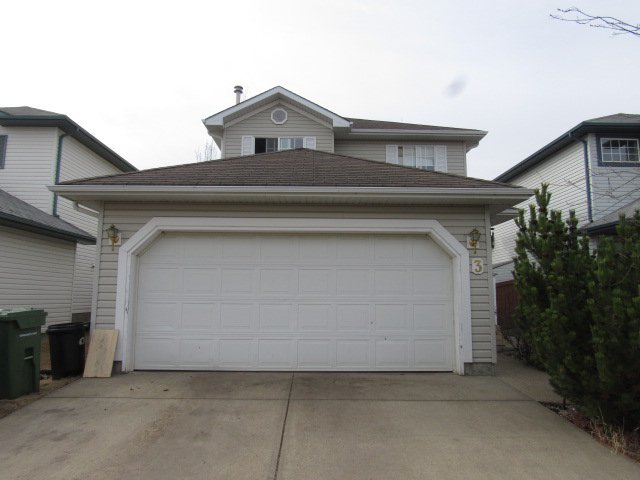 Main Photo: 3 Doucette Place in St. Albert: House for rent