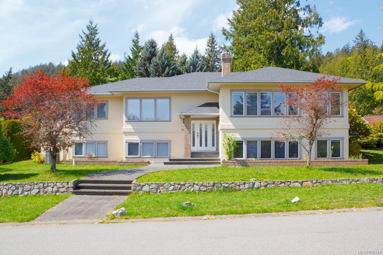 Main Photo: 8598 Kingcome Cres in : NS Dean Park Single Family Detached for sale (North Saanich)  : MLS®# 850141
