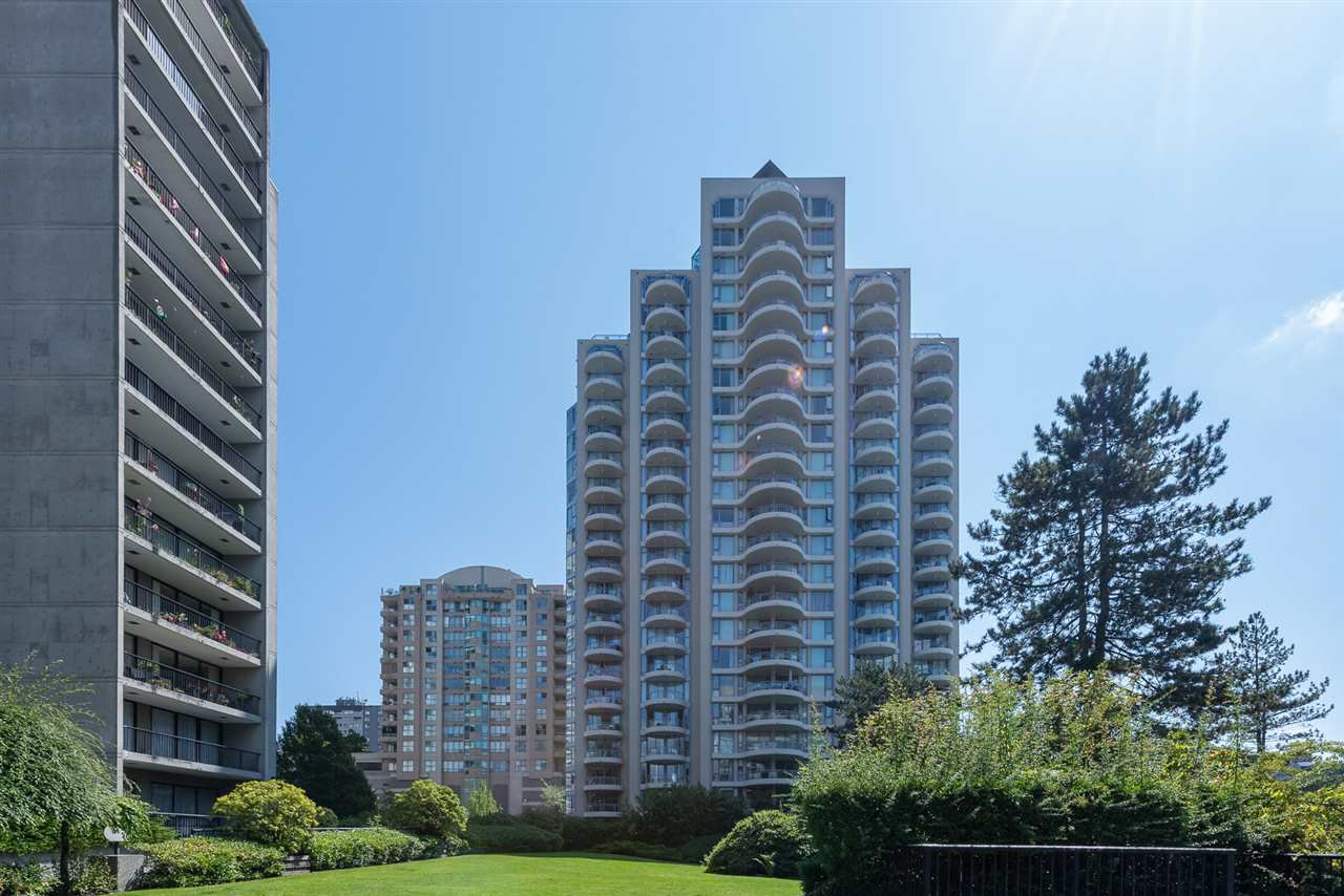 """Main Photo: 1002 739 PRINCESS Street in New Westminster: Uptown NW Condo for sale in """"Berkley Place"""" : MLS®# R2500994"""