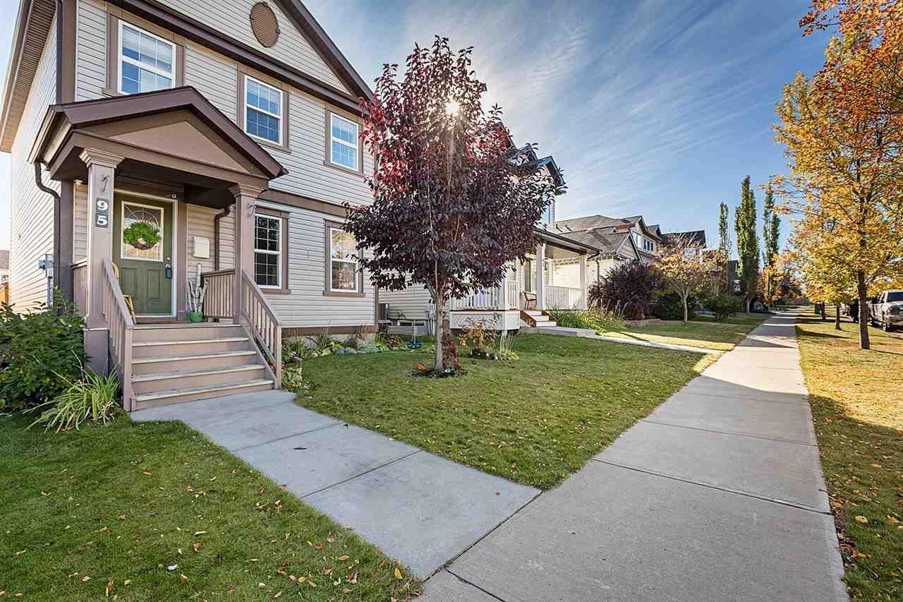 Main Photo: 95 SUMMERWOOD Drive: Sherwood Park House for sale : MLS®# E4216353