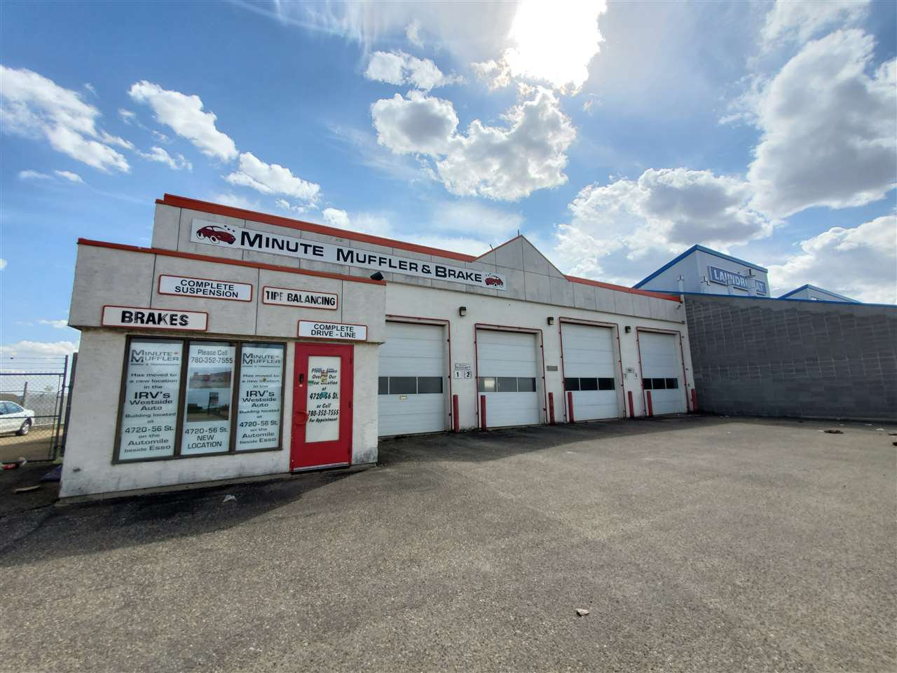 Main Photo: 5417 36 Avenue: Wetaskiwin Retail for sale : MLS®# E4193346
