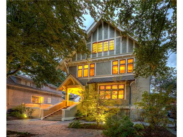 """Main Photo: 329 SECOND Street in New Westminster: Queens Park House for sale in """"QUEENS PARK"""" : MLS®# V1039472"""