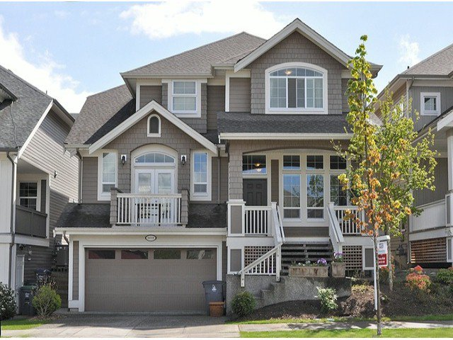 "Main Photo: 6078 163RD Street in Surrey: Cloverdale BC House for sale in ""THE VISTAS"" (Cloverdale)  : MLS®# F1410149"