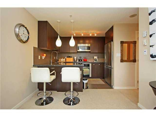 "Photo 6: Photos: 2705 2982 BURLINGTON Drive in Coquitlam: North Coquitlam Condo for sale in ""EDGEMONT"" : MLS®# V1101212"