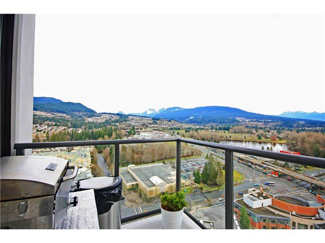 "Photo 8: Photos: 2705 2982 BURLINGTON Drive in Coquitlam: North Coquitlam Condo for sale in ""EDGEMONT"" : MLS®# V1101212"