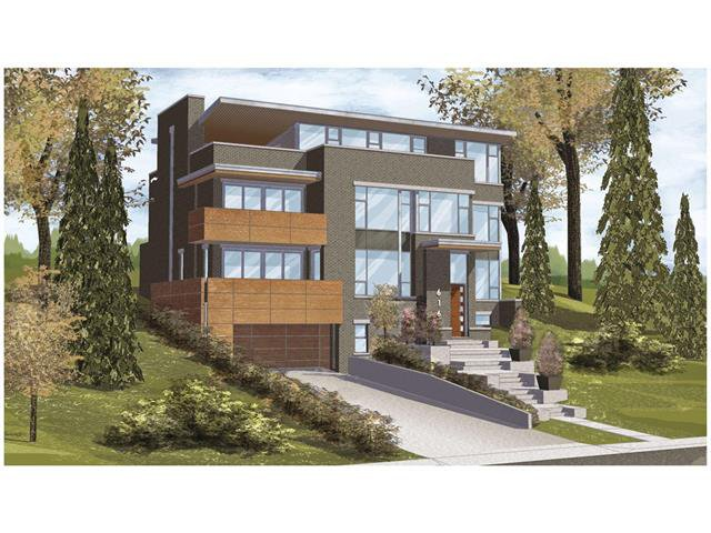 Main Photo: 616 CRESCENT Boulevard SW in Calgary: Elboya House for sale : MLS®# C4007989