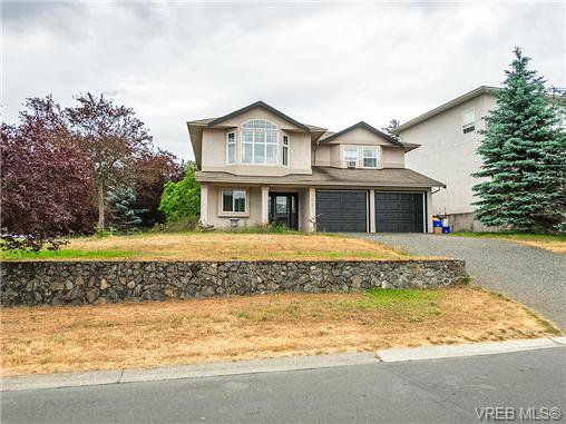 Main Photo: 2461 Prospector Way in VICTORIA: La Florence Lake Single Family Detached for sale (Langford)  : MLS®# 704782