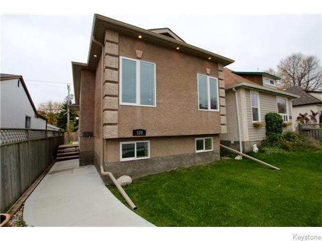 Main Photo: 128 Newton Avenue in WINNIPEG: West Kildonan / Garden City Residential for sale (North West Winnipeg)  : MLS®# 1527511