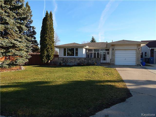Main Photo: 75 Park Terrace Drive in WINNIPEG: Windsor Park / Southdale / Island Lakes Residential for sale (South East Winnipeg)  : MLS®# 1529913