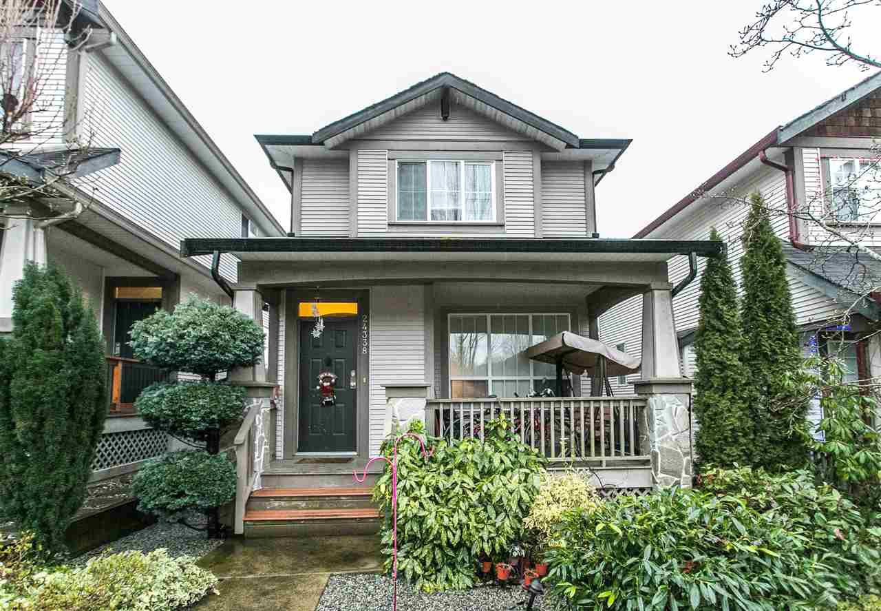 Main Photo: 24338 102B Avenue in Maple Ridge: Albion House for sale : MLS®# R2027069