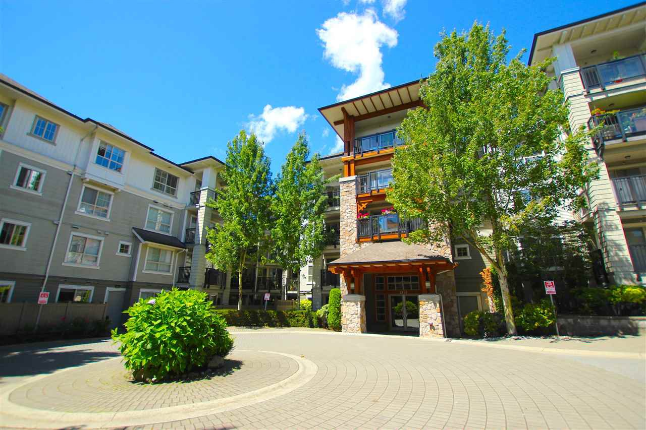 "Main Photo: 107 2958 SILVER SPRINGS Boulevard in Coquitlam: Westwood Plateau Condo for sale in ""SILVER SPRINGS - TAMARISK"" : MLS®# R2086860"