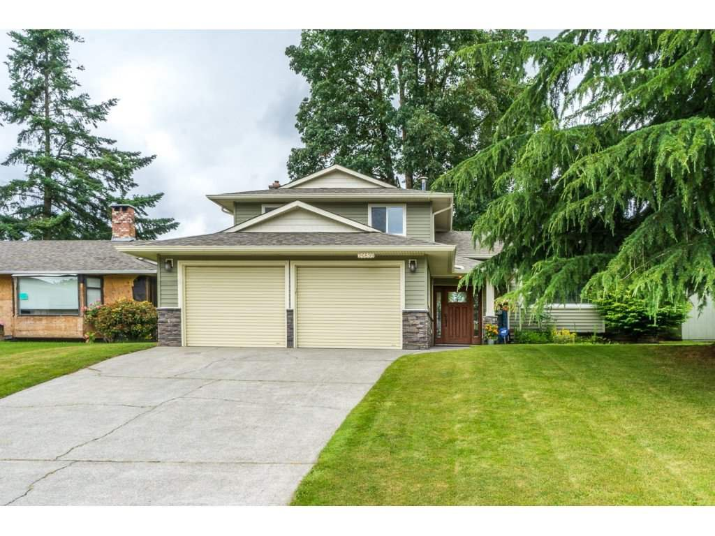 "Main Photo: 26899 32A Avenue in Langley: Aldergrove Langley House for sale in ""Parkside"" : MLS®# R2086068"