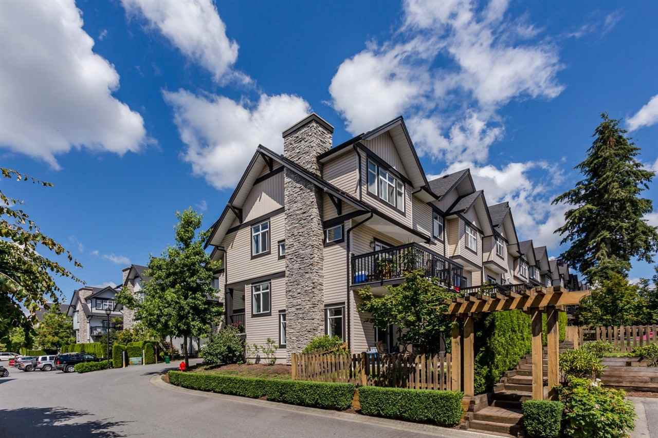 "Main Photo: 70 19932 70 Avenue in Langley: Willoughby Heights Townhouse for sale in ""Summerwood"" : MLS®# R2114626"