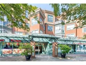 "Main Photo: 310 131 W 3RD Street in North Vancouver: Lower Lonsdale Condo for sale in ""SEASCAPE LANDING"" : MLS®# R2119891"