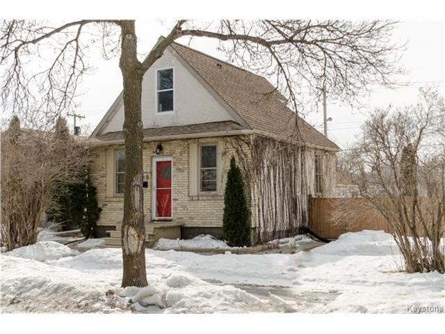 Main Photo: 326 Linden Avenue in Winnipeg: East Kildonan Residential for sale (3D)  : MLS®# 1705509