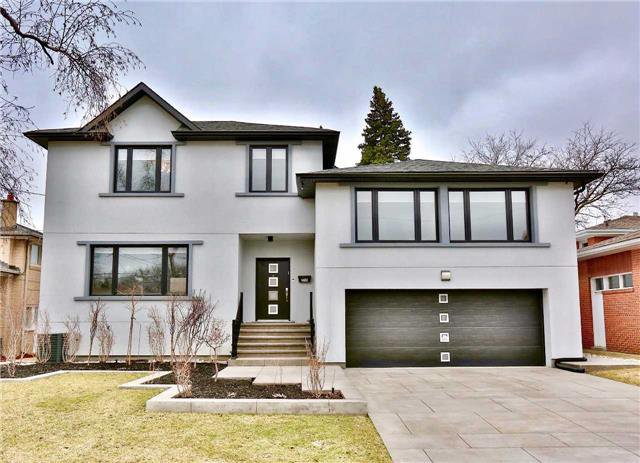 Main Photo: 254 Maxwell Street in Toronto: Bathurst Manor House (Sidesplit 5) for sale (Toronto C06)  : MLS®# C3745202