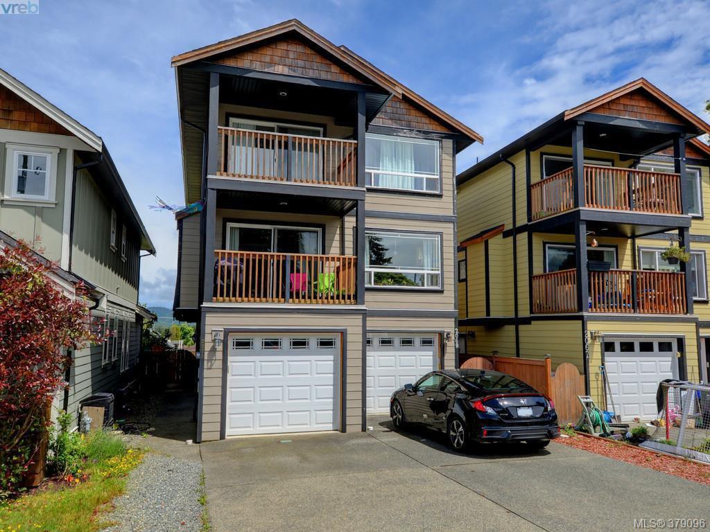 Main Photo: 2071 Dover St in SOOKE: Sk Sooke Vill Core Half Duplex for sale (Sooke)  : MLS®# 761363