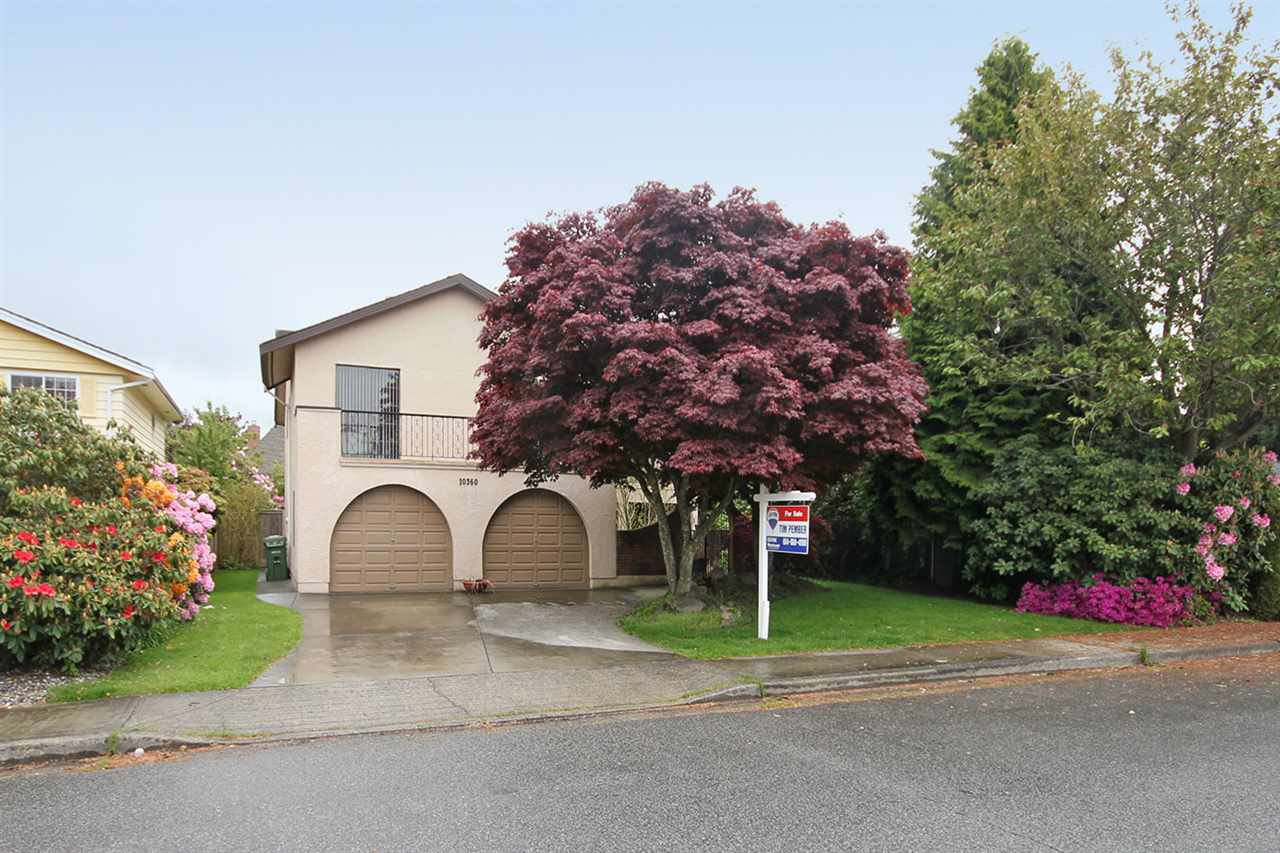 Main Photo: 10360 BUTTERMERE Drive in Richmond: Broadmoor House for sale : MLS®# R2175889