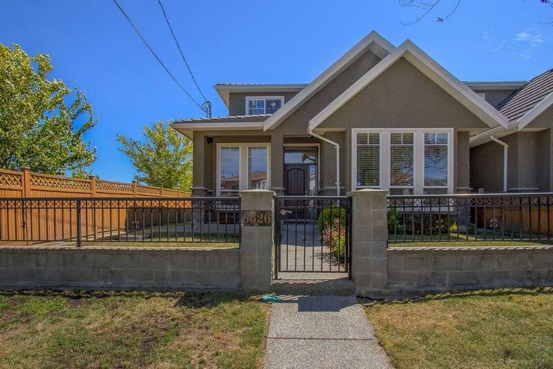Main Photo: 6626 BRANTFORD Avenue in Burnaby: Upper Deer Lake House 1/2 Duplex for sale (Burnaby South)  : MLS®# R2191081