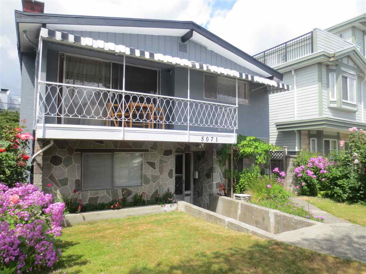 Main Photo: 5071 KILLARNEY Street in Vancouver: Collingwood VE House for sale (Vancouver East)  : MLS®# R2191461