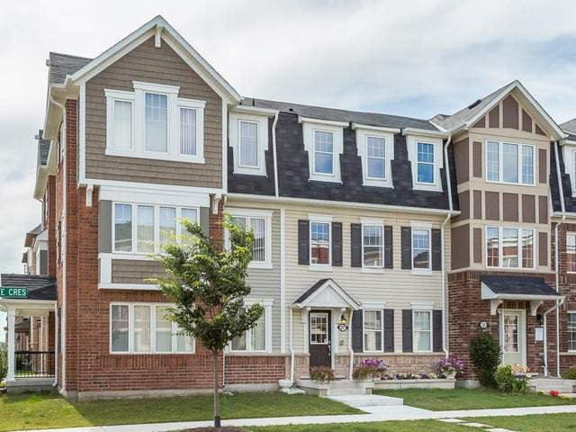Main Photo: 27 Baycliffe Crescent in Brampton: Northwest Brampton House (3-Storey) for sale : MLS®# W3886724