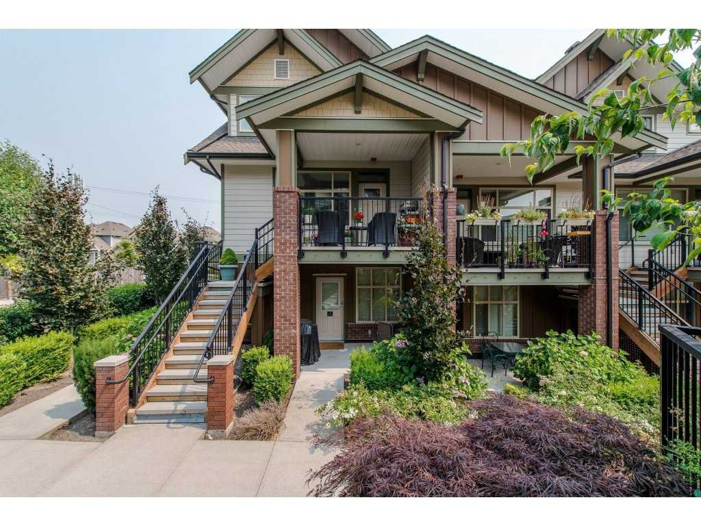 """Main Photo: 206 6655 192ND Street in Surrey: Clayton Townhouse for sale in """"ONE92"""" (Cloverdale)  : MLS®# R2194272"""
