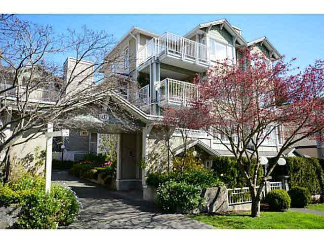Main Photo: 401 937 W 14th Ave. in Vancouver: Fairview VW Condo for sale (Vancouver West)  : MLS®# V1017237