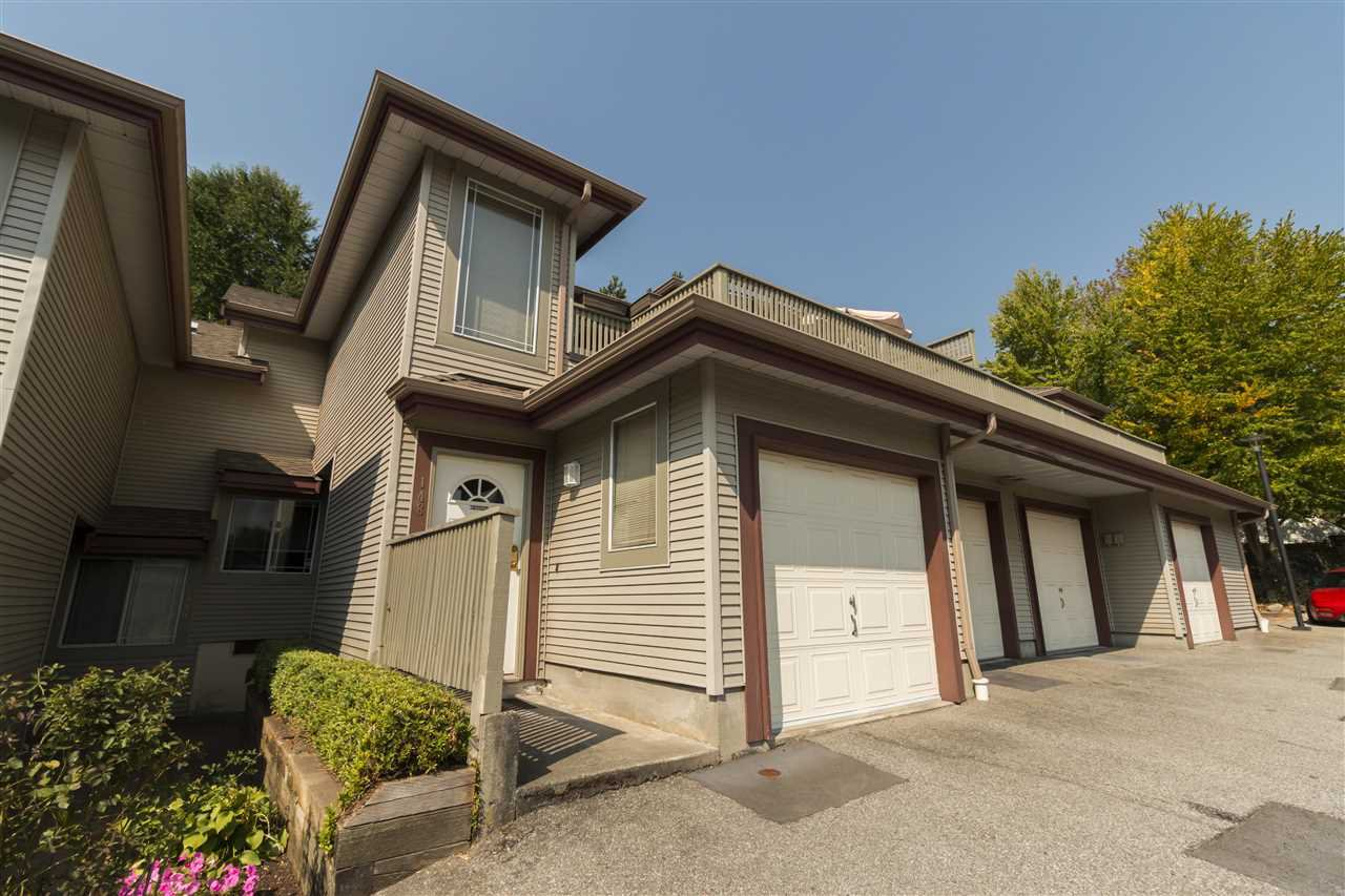 "Main Photo: 146 100 LAVAL Street in Coquitlam: Maillardville Townhouse for sale in ""PLACE LAVAL"" : MLS®# R2200929"