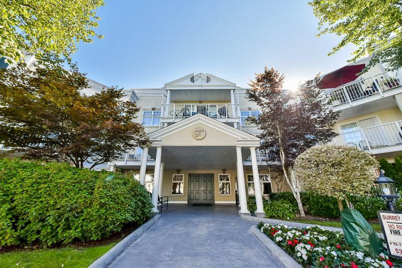 Main Photo: 212 16065 83 in Surrey: Fleetwood Tynehead Condo for sale : MLS®# R2193431