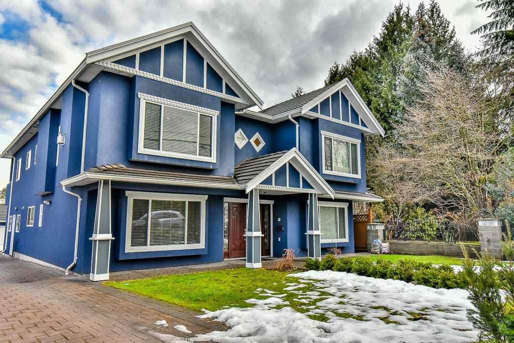 Main Photo: 6422 WALKER Avenue in BURNABY: Upper Deer Lake House for sale (Burnaby South)  : MLS®# R2132864