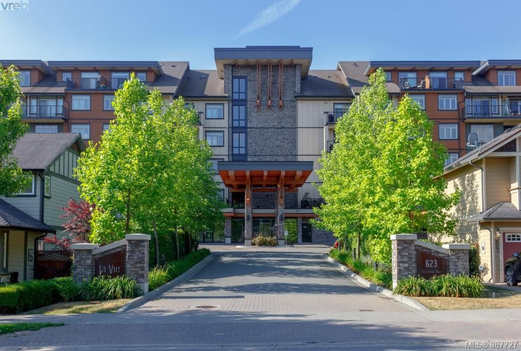 Main Photo: 310 623 Treanor Avenue in VICTORIA: La Thetis Heights Condo Apartment for sale (Langford)  : MLS®# 387727