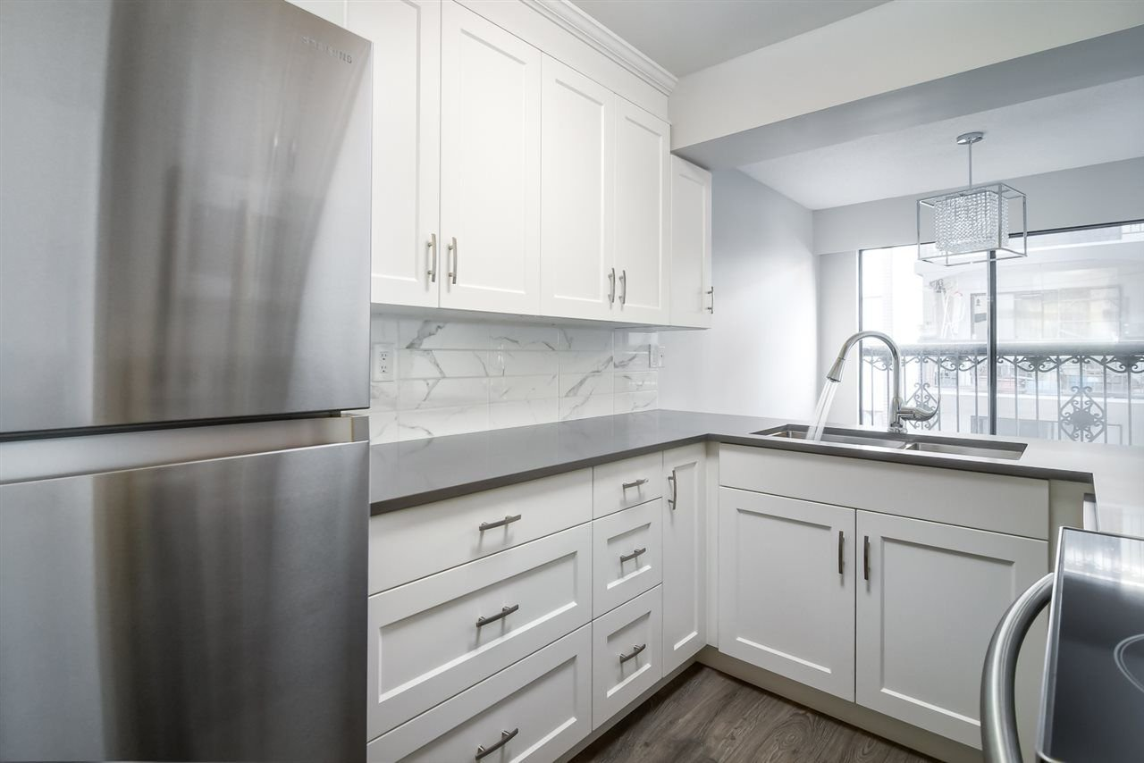 "Main Photo: 205 721 HAMILTON Street in New Westminster: Uptown NW Condo for sale in ""Casa Del Ray"" : MLS®# R2245380"