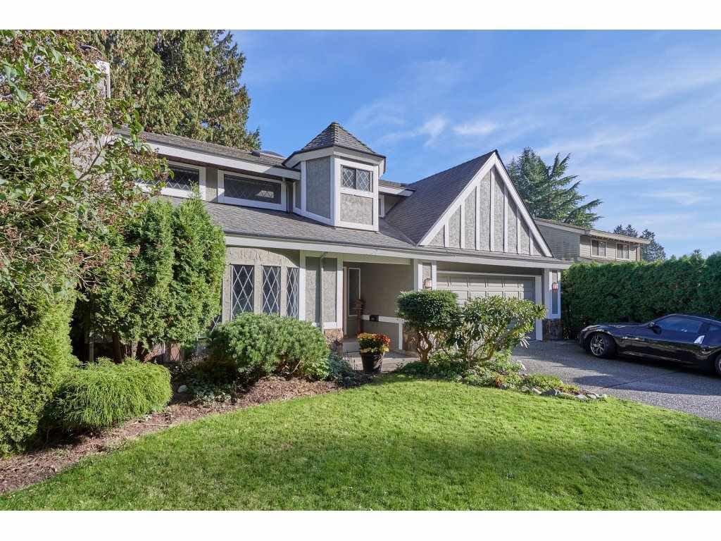 Main Photo: 11732 ALDERWOOD Crescent in Delta: Sunshine Hills Woods House for sale (N. Delta)  : MLS®# R2314714