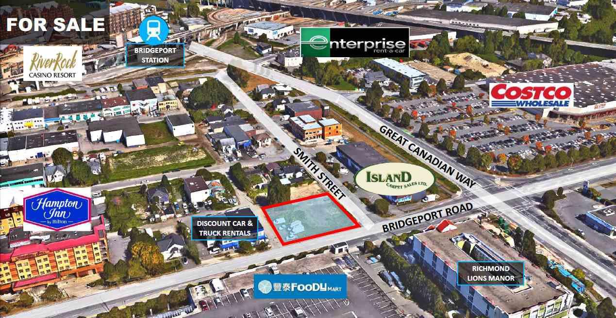 Main Photo: 8991 BRIDGEPORT Road in Richmond: Bridgeport RI Industrial for sale : MLS®# C8023798