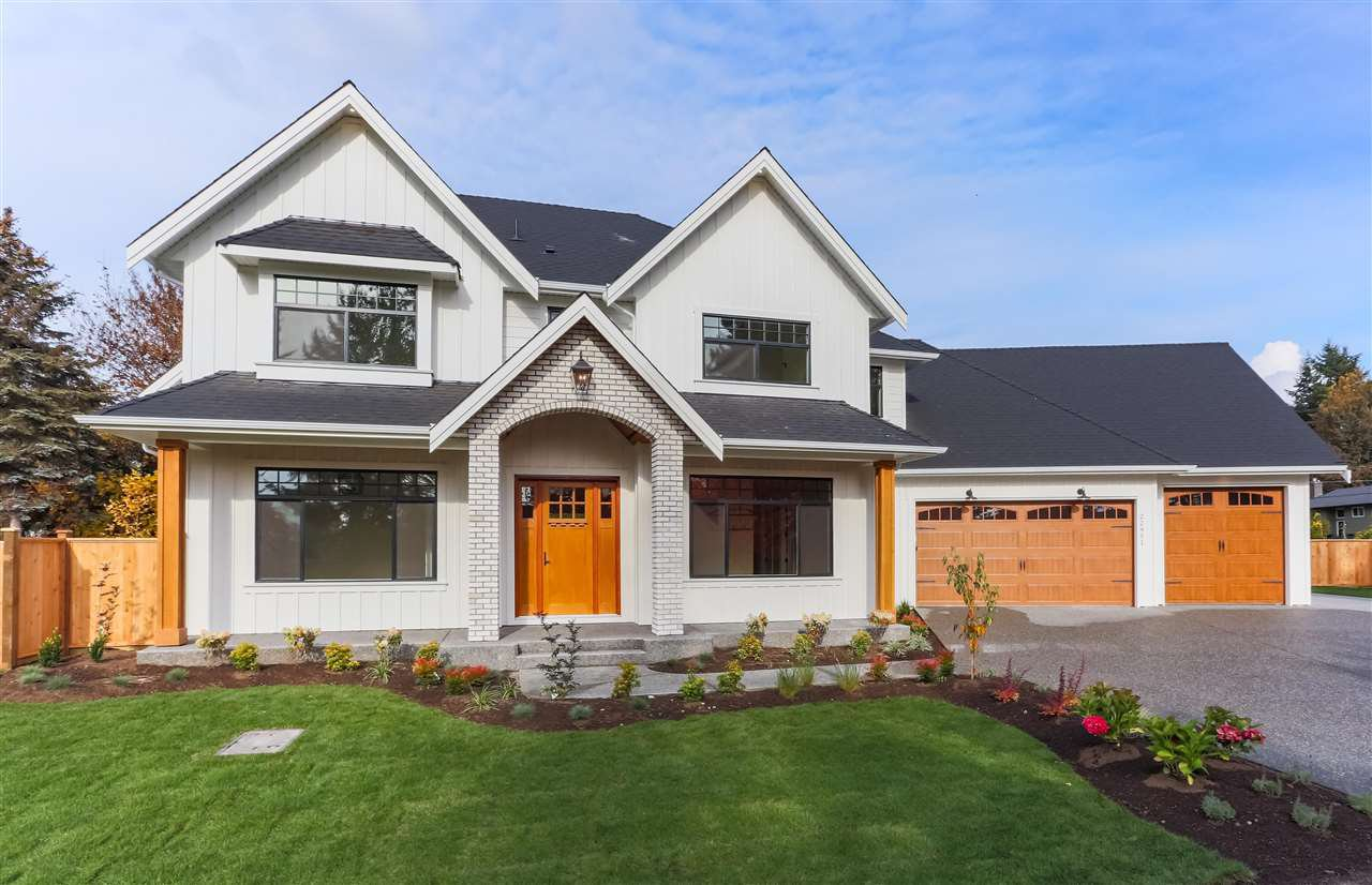 """Main Photo: 22951 MACKIE Lane in Langley: Fort Langley House for sale in """"FORT LANGLEY"""" : MLS®# R2352930"""