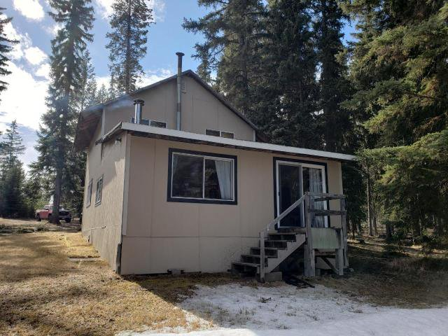 Main Photo: 4933 TUNKWA LAKE ROAD in Kamloops: Cherry Creek/Savona Recreational for sale : MLS®# 150747