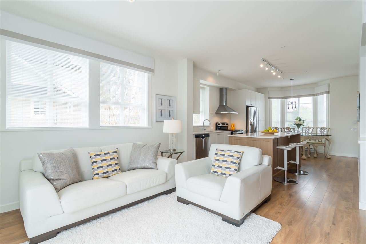 """Main Photo: 4 8438 207A Street in Langley: Willoughby Heights Townhouse for sale in """"York by Mosaic"""" : MLS®# R2360003"""