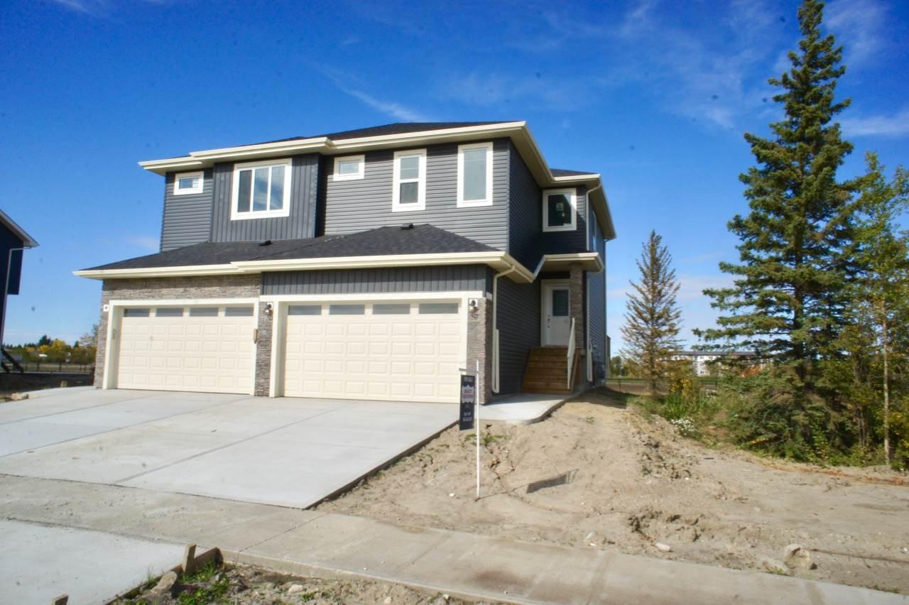 Main Photo: 4502 50 Avenue: Redwater House Half Duplex for sale : MLS®# E4169760