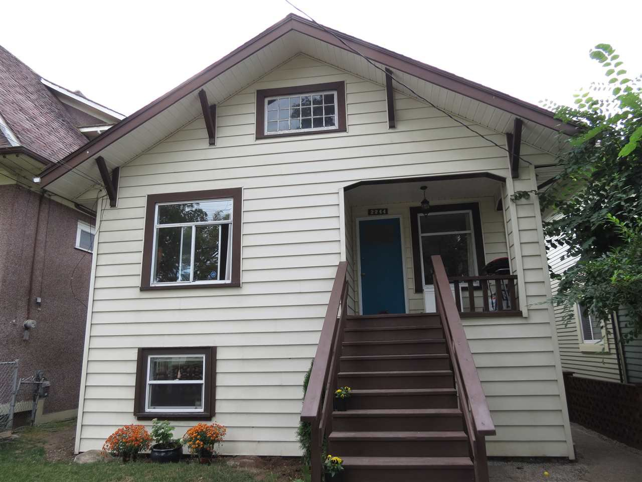 Main Photo: 2244 E PENDER STREET in Vancouver: Hastings House for sale (Vancouver East)  : MLS®# R2403634