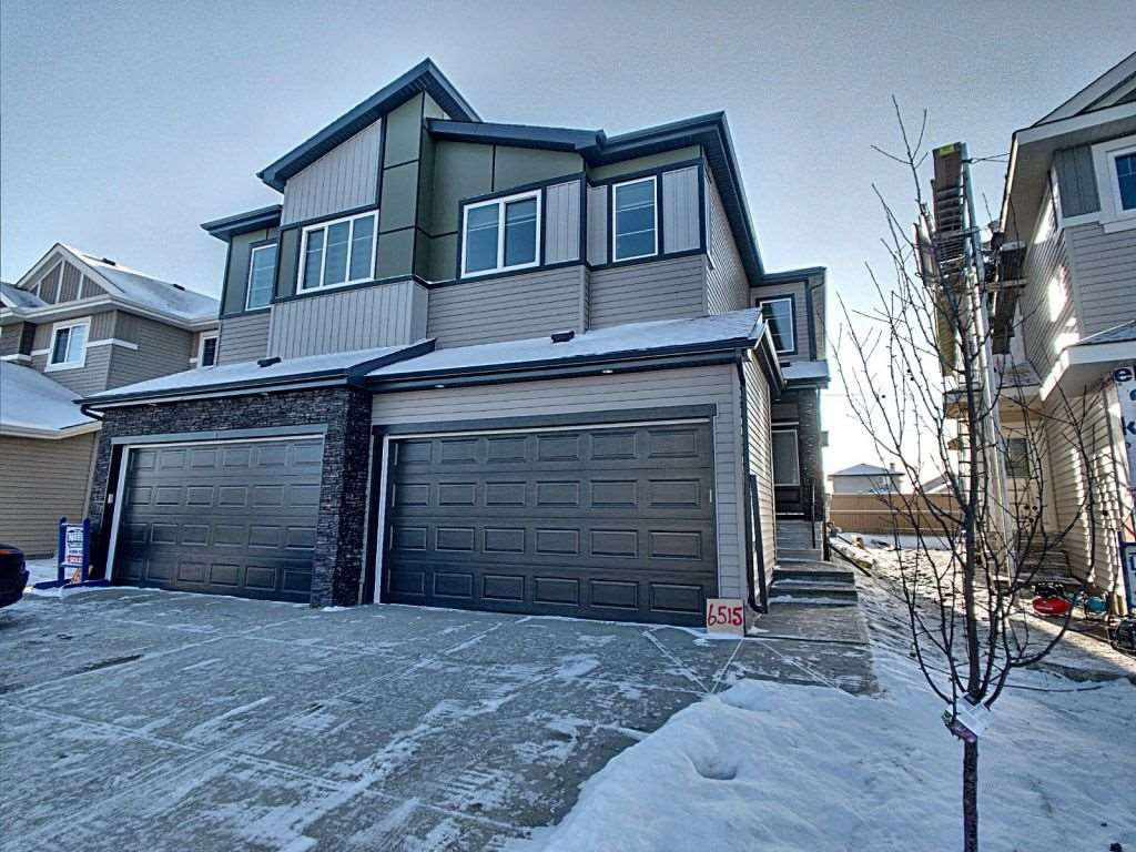 Main Photo: 6515 167A Avenue NW in Edmonton: Zone 03 House for sale : MLS®# E4181030