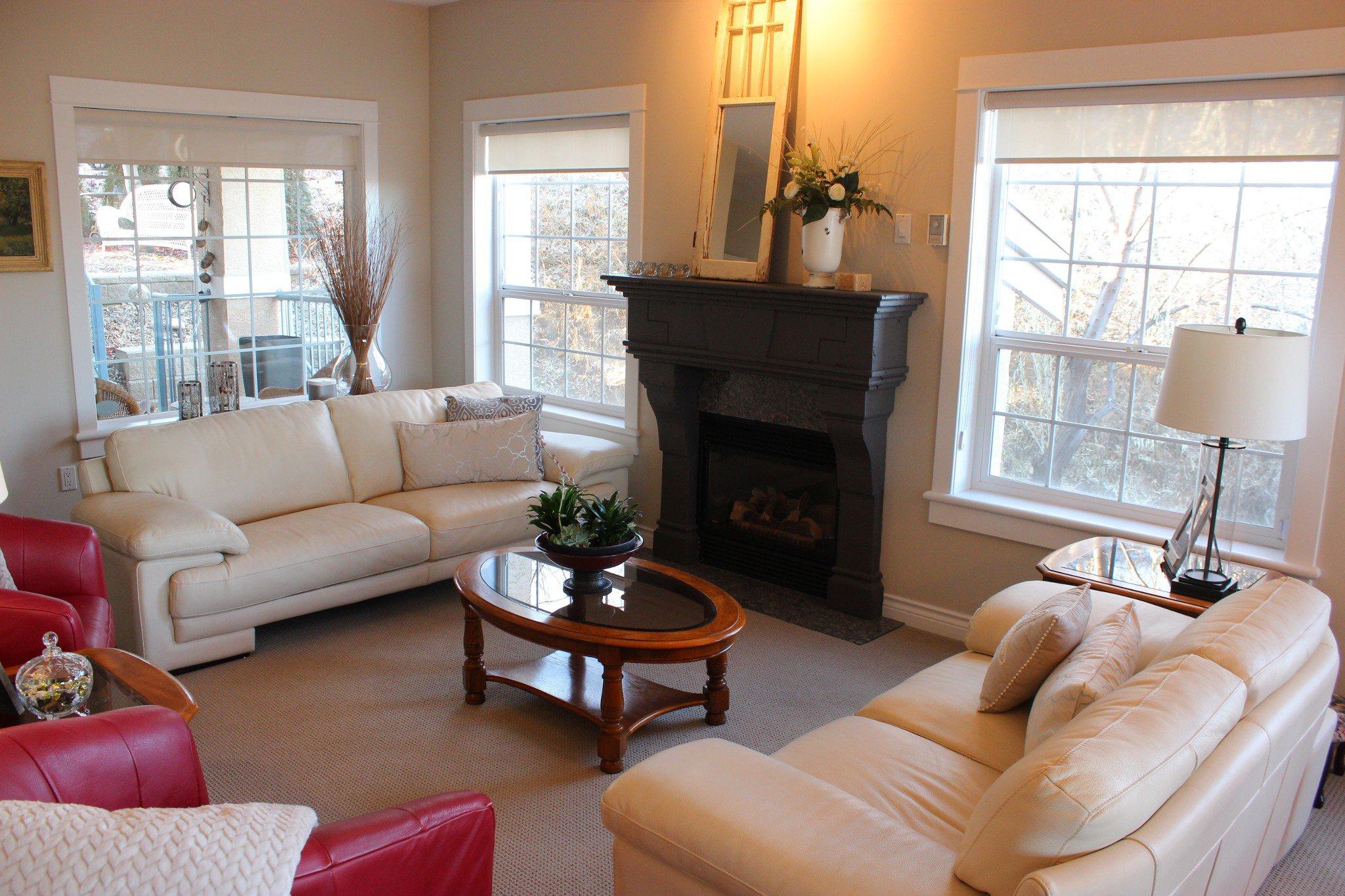 Photo 3: Photos: 101 875 Sahali Terrace in Kamloops: Lower Sahali Townhouse for sale : MLS®# 154556