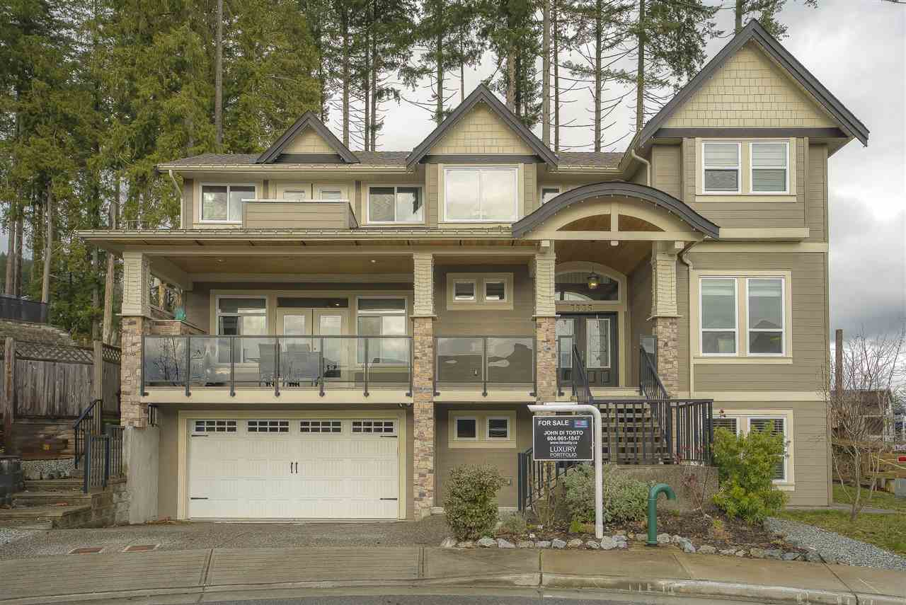 Main Photo: 3535 GALLOWAY Avenue in Coquitlam: Burke Mountain House for sale : MLS®# R2446072
