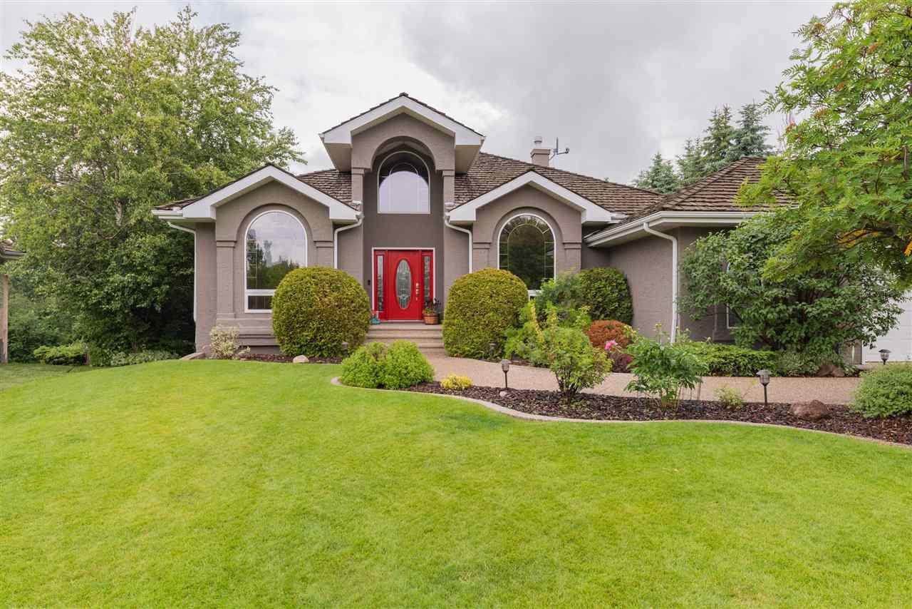 Main Photo: 54 Edinburgh  RD: Rural Sturgeon County House for sale : MLS®# E4205123